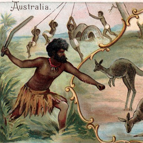 The Boomerang Did Come Back: A Presentation of Musical Aboriginalia