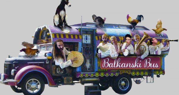 Balkanski Bus