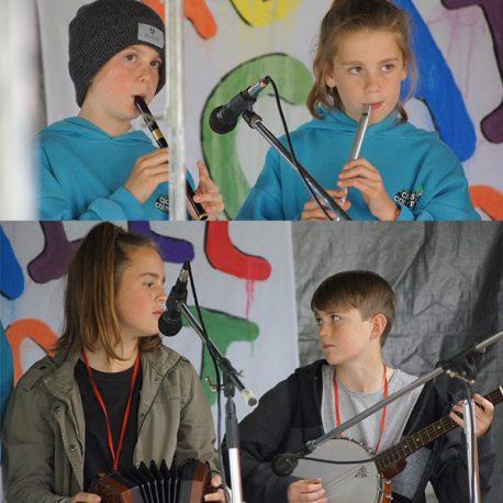 Fiddler's Four