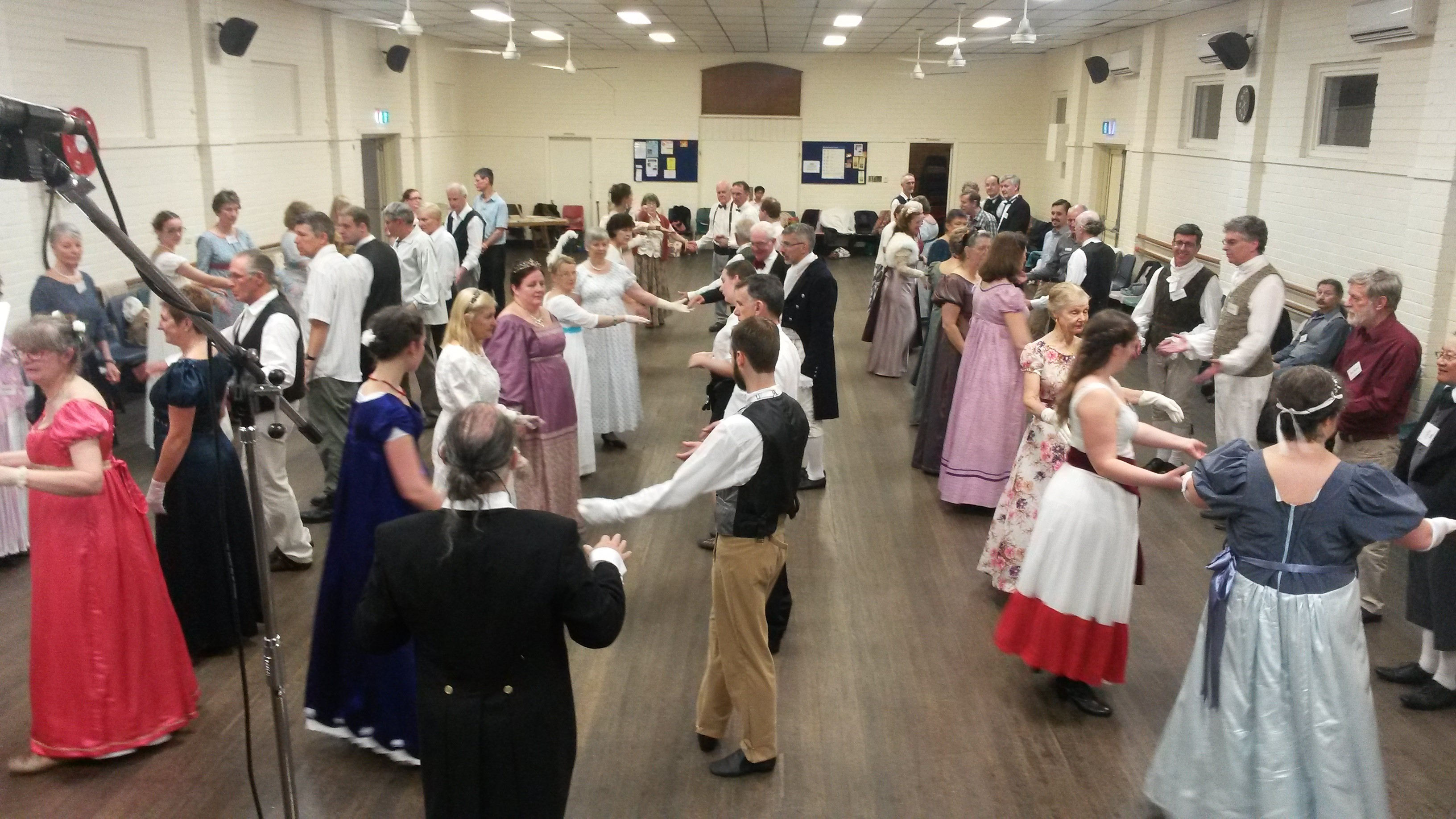 Regency Dancing